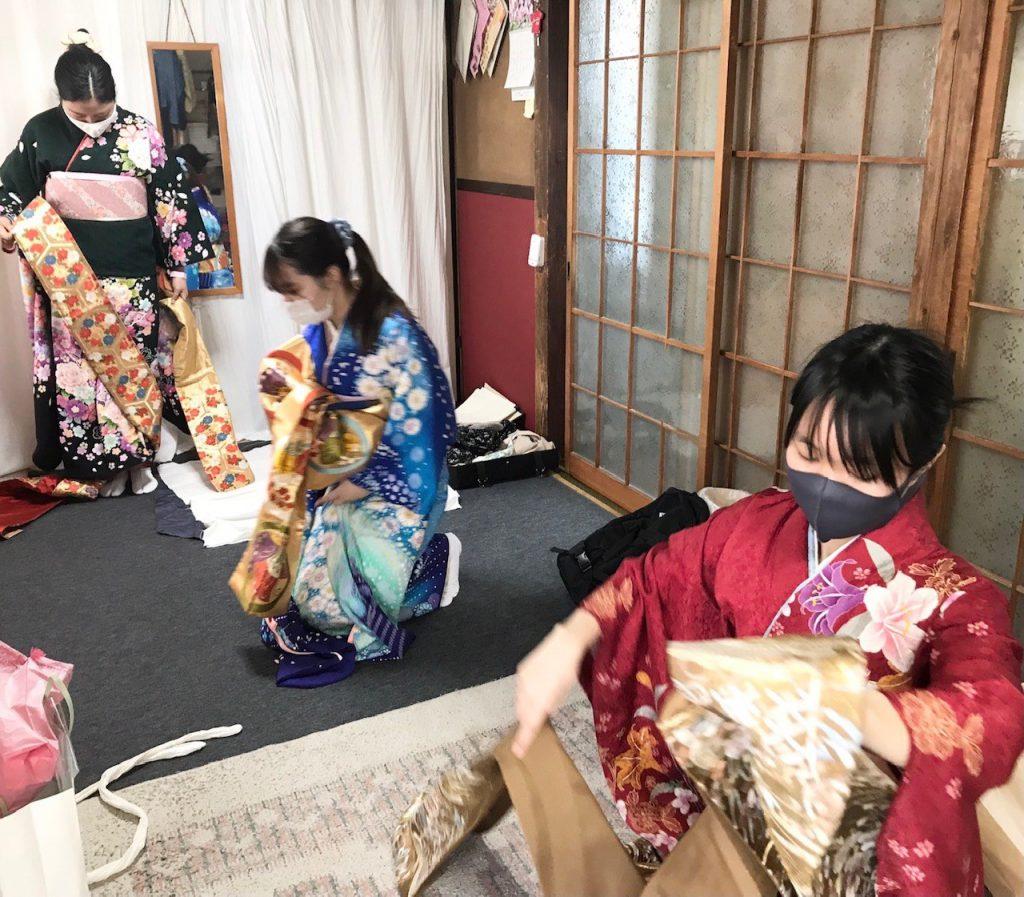 那須七都子さん(岡山市、KIMONO Terrasse代表)